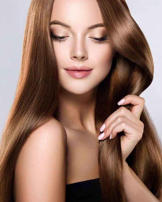 Keratin treatment at Tiptop Beauty Lounge